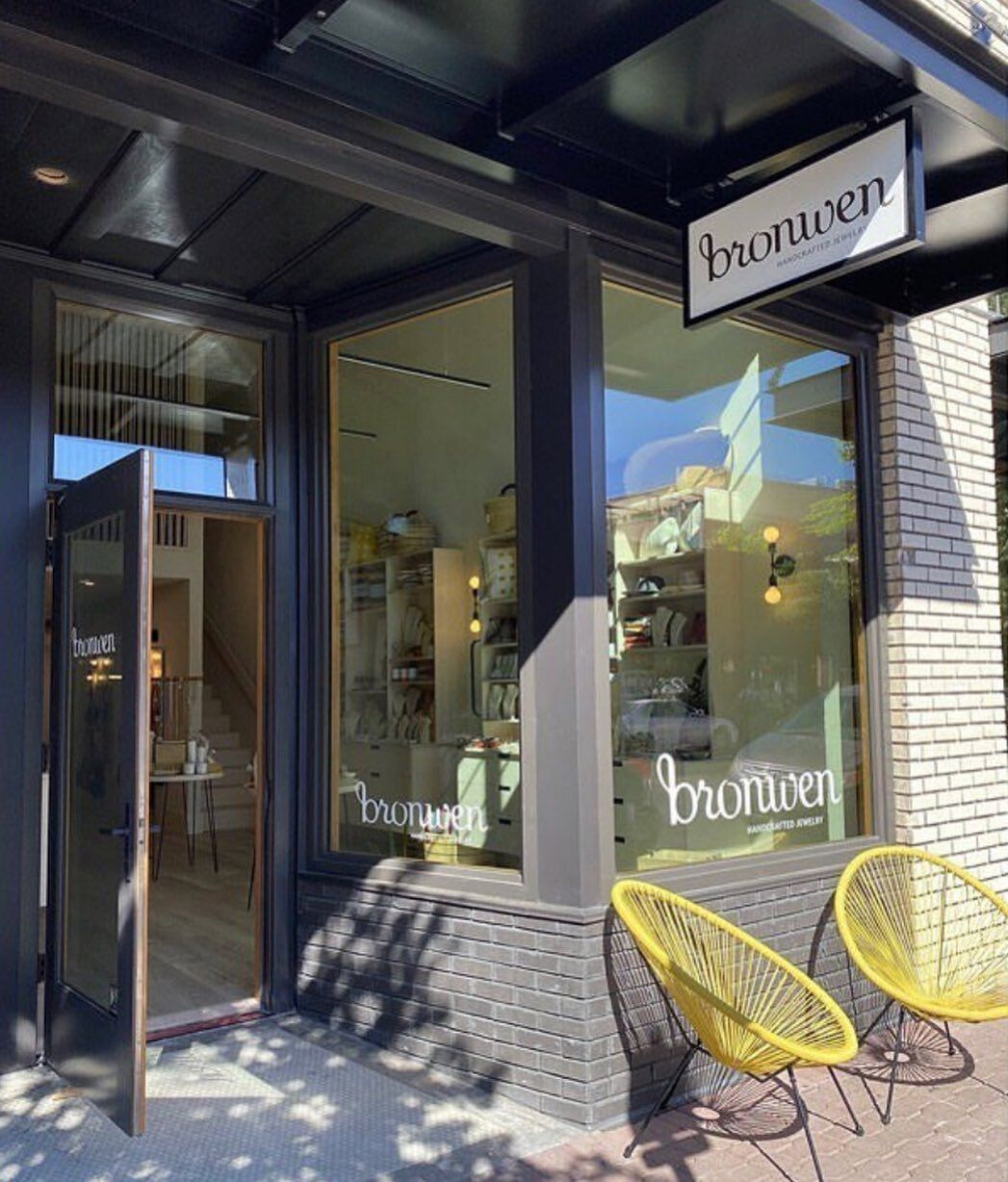Brownwen Jewelry in Downtown Bend